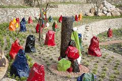Pioneer Spirit / Ohno - 3 (VesperTokyo) Tags: japan garden ceramics installation gen kozuru pioneerspirit