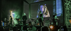 John Carpenter live 7-17-2016 pic14 (Artemortifica) Tags: chicago halloween christine il event horror thething johncarpenter bigtroubleinlittlechina theylive liveconcert princeofdarkness thefog escapefromnewyork inthemouthofmadness thaliahall
