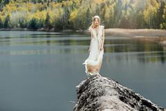 Paint it black (David Pinzer) Tags: people portrait girl fashion dress couture beauty breeze mystic fantasy fairytale