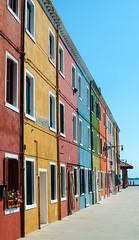 Burano (PhotoCrow) Tags: italy burano sun colourful holiday venice venedig