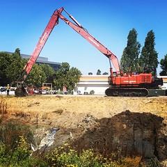 (wirednerd) Tags: koehring backhoe crane crawler excavator santaclara dorfman