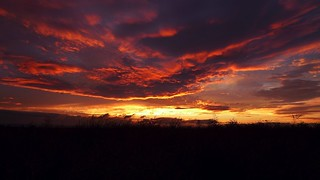 Huge South Yorkshire Sky