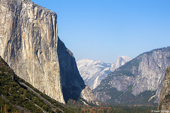 Legends of Yosemite (isaac.borrego) Tags: uploadedviaflickrqcom mountains peaks valley elcapitan halfdome tunnelview yosemitevalley sierranevada yosemite nationalpark california canonrebelt4i