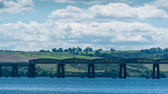 UK - Scotland - Dundee - Tay Rail Bridge (Marcial Bernabeu) Tags: marcial bernabeu bernabu uk united kingdom unitedkingdom greatbritain reino unido reinounido granbretaa scotland escocia dundee puente bridge tay road rio ro river