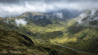 The Langstrath Valley [Explore - 07/09/2016]
