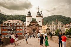 Heidelberg (lugarlu) Tags: heidelberg alemania viajes ciudades puentes nikond7000
