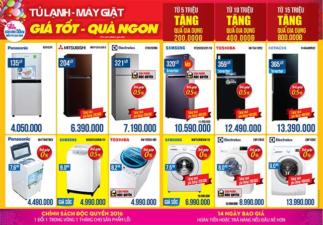 Khai trương siêu thị Điện máy XANH Thạch Thất, Hà Nội