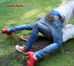 jeansbutt10618 (Tommy Berlin) Tags: men jeans butt ass ars levis fight