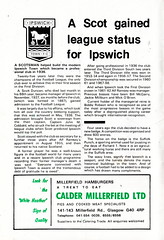 Celtic vs Ipswich Town - 1976 - Page 2 (The Sky Strikers) Tags: celtic ipswich town challenge match friendly parkhead souvenir programme 10p