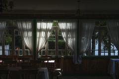 (isac babel) Tags: patagonia chile estate taverna interno tavoli
