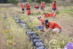 Freshman Day of Service 2016 (Carroll University) Tags: volunteer carrollu carrolluniversity carrollu2020 freshman service waukesha milwaukee community