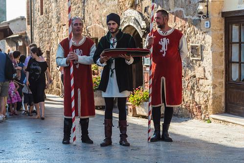 Festa Medievale Monteriggioni 2016