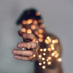 Reach (MAR_S_) Tags: selfportrait selfportait self light lights blur blurred dof depthoffield hand hands