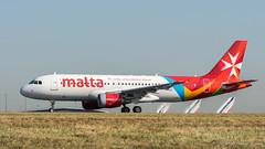 A320 Air Malta 9H-AEQ (Mav'31) Tags: 26l adp airliners airplanes airport aviation avions aroport aroportsdeparis cdg charlesdegaulle jromevinonneau jrmevinonneau lfpg mav31 paris planes spotter spotting z4 aircraft avgeek doubletsud a320 air malta 9haeq airbus a320214