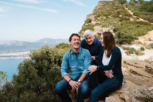 Séance photo famille Cassis Marseille