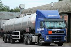 McPherson Aberlour Volvo FM SV10 CNJ (Kilmachalmag) Tags: tanker whisky distillery volvo fm