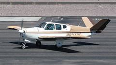 Beech J35 Bonanza N8243D (ChrisK48) Tags: 1957 35 aircraft airplane beechj35 beechcraft bonanza dvt kdvt n8243d phoenixaz phoenixdeervalleyairport