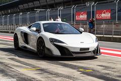 Mclaren 675LT (Patrick2703) Tags: mclaren 675 lt white redbullring spielberg austria cars worldcars supercars autos