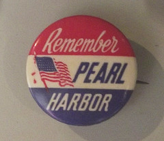 Pearl Harbor Visitor Center (jericl cat) Tags: history museum vintage hawaii memorial pin remember phil god buttons wwii historic button pearlharbor brass memento jap veterans ussarizona japs