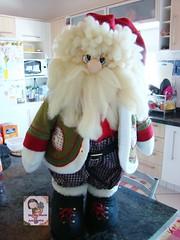 Papai Noel (Ma Ma Marie Artcountry) Tags: natal navidad noel papainoel