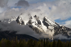 Tetons (TimHerbert) Tags: mountains nationalpark wyoming tetons grandtetonnationalpark