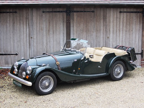 Morgan 4/4 Tourer (1990).