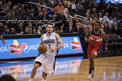 Washington at Orlando 056 (RMTip21) Tags: christmas david basketball wall john dc washington orlando jj florida howard magic nelson center national nba stern dwight nene association arron amway wizards redick afflalo jameer