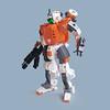 Jurō FSD-12 - Recon Class (Fredoichi) Tags: robot lego space military micro mecha mech microscale fredoichi