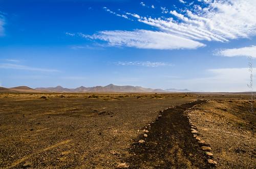 Just find your way - Fuerteventura 2012