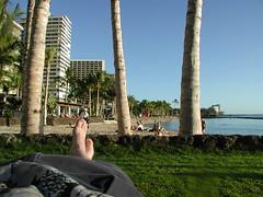 P1130169 (galleries@aspulver) Tags: sunset beach water sunrise hawaii diamondhead pearlharbor honolulu waikikibeach oahuhawaii honoluluhawaii waikikibeachoahuhawaii usarizonamemorial