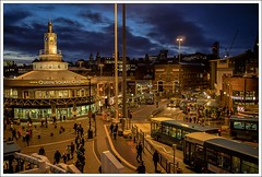 Queens Square Liverpool (jimps123) Tags: fuji finepix fujinon scouse liverppol fujix100