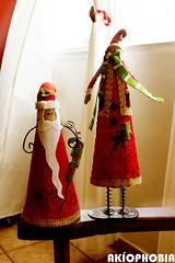 merry christmas (Ako Aslan) Tags: christmas red color fashion vintage toys photography navidad luces rojo venezuela newyear santaclaus merry fotografia peluches papanoel akioaslan
