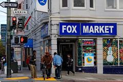 On the Corner in the Tenderloin, San Francisco (CT Young) Tags: sf sanfrancisco california bayarea thetenderloin