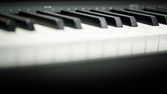 if music be the food of love, play on - [Explored] (SkyWalker108) Tags: music digital keys keyboard technology piano yamaha gadget electronic