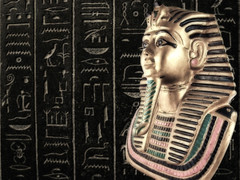 Tutankhamun - Living Image of Aten (nennass1) Tags: life africa old travel houses wallpaper vacation sculpture abstract history archaeology beautiful face mystery architecture century gold golden living amazing ancient heaven king cobra child view mask image antique background name famous tomb arts young egypt nobody scene adventure egyptian pharaoh burial historical greatest mummy ankh gilded ancientcivilization discovery archeology find unsolved solved isolated aten artifacts amulet akhenaten tutankhamen died eternal amon ceremonies tutankhamun egyptology cartouche appear amun ruled orginal hieroglyphic clippingpath ceremoni amulets amarna