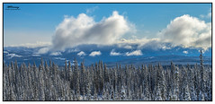 Mountain view (mrtonmoy) Tags: sky snow bc okanagan kelowna bigwhite