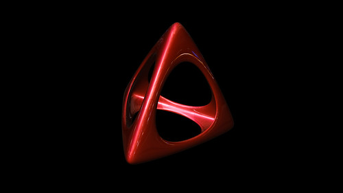 """tetrahedron soft • <a style=""""font-size:0.8em;"""" href=""""http://www.flickr.com/photos/30735181@N00/8325389829/"""" target=""""_blank"""">View on Flickr</a>"""