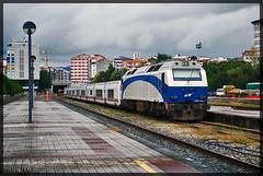 ltima del Ao (velaro_006) Tags: espaa tren gm galicia