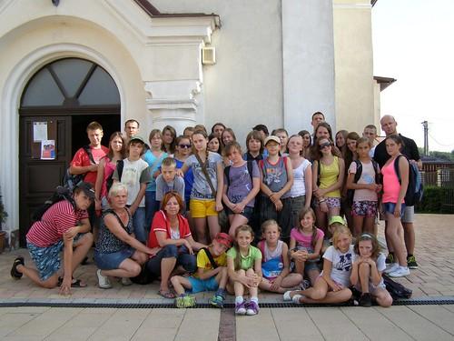 Kolonie Słowacja 2012