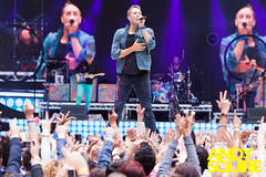 Coldplay (Andy Squire) Tags: summer andy june ball coldplay time stadium capital summertime fm squire 2012 wembley