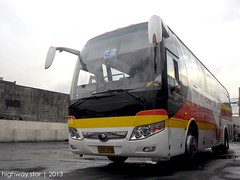 Victory Liner 218 (Highway Star | UNO) Tags: bus victory incorporated liner yutong zk6107ha