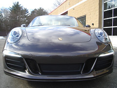 B9119 (drivenperfection) Tags: brown boston exterior interior carwash german porsche weymouth transmission sportscar spoiler ducktail autodetailing windowtint 7speed drivenperfection