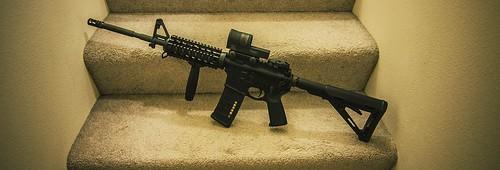 gun rifle colt m4 gat ar15 awb assaultrifle 2013