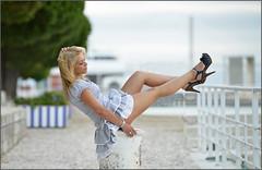 all about legs (Jose Antonio Pascoalinho) Tags: portrait woman sexy girl beauty fashion pose model glamour heels susana sensuality elegance zedith
