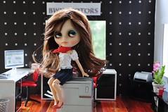 NÃO PERTURBE ! Dolls trabalhando...OU QUASE !