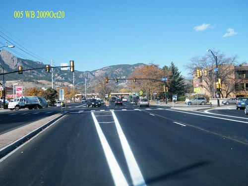 Photo - Baseline Road and Canyon Creek Pedestrian Crossing (Planning/Design)