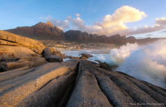 Camps Bay from Maiden's Cove (Panorama Paul) Tags: southafrica twelveapostles tablemountain campsbay crashingwave nikkorlenses nikfilters neverhdr nikond800 paulbruinsphotography
