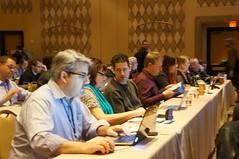 Sam Fiorella Blogging at NMX