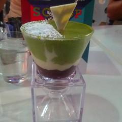 Green Tea Tiramisu @ Passionflower Capitol Square (pirochan) Tags: greenteatiramisu foodspotting passionflowercapitolsquare foodspotting:place=44632 foodspotting:review=2972507