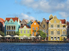 Willemstad Waterfront (jdf_92) Tags: santa anna bay day waterfront sint unesco curacao caribbean curaao willemstad punda annabaai pwpartlycloudy